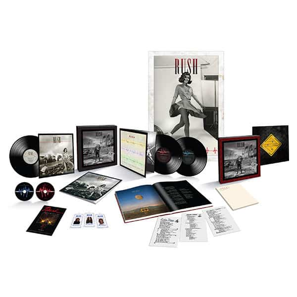 Permanent Waves (40th Anniversary) Limited Edition Super Deluxe