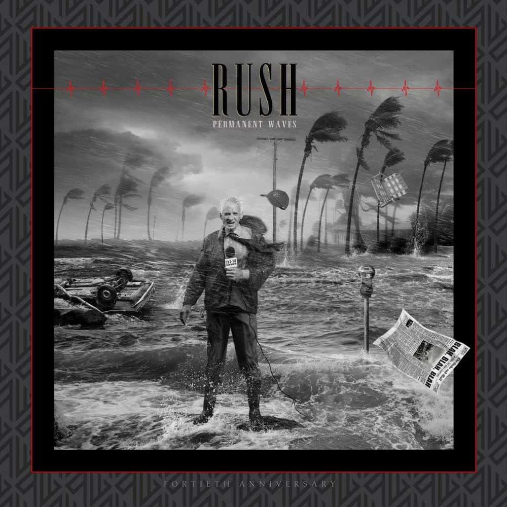Buy Online Rush - Permanent Waves (40th Anniversary)
