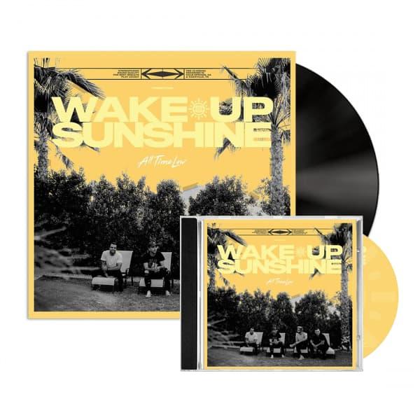 Buy Online All Time Low - Wake Up, Sunshine CD + Vinyl