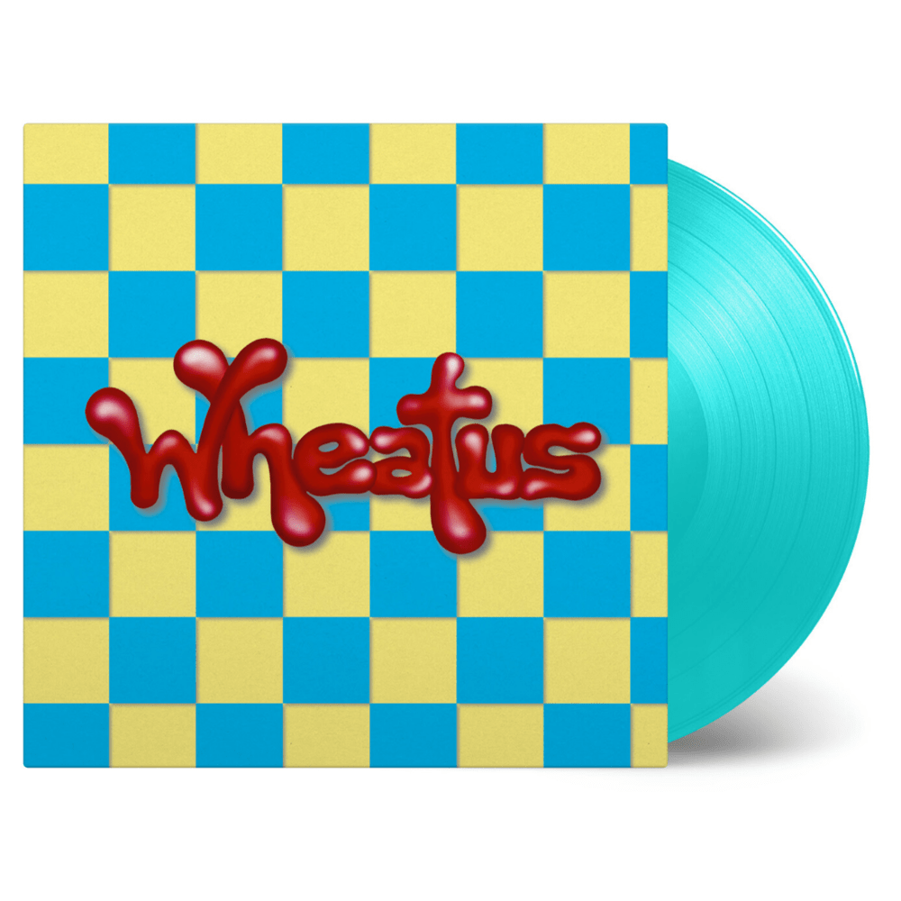 Wheatus Limited Edition Turquoise Vinyl