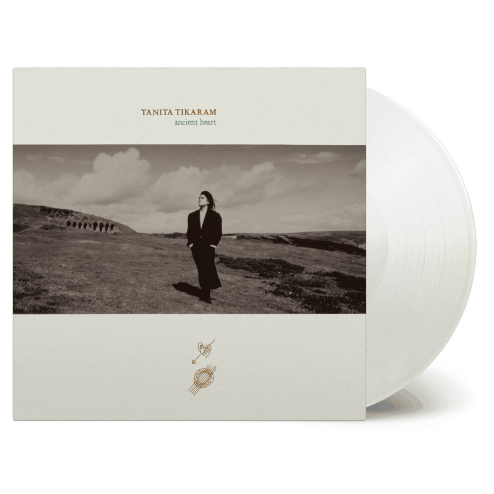 Ancient Heart Limited Edition White Vinyl