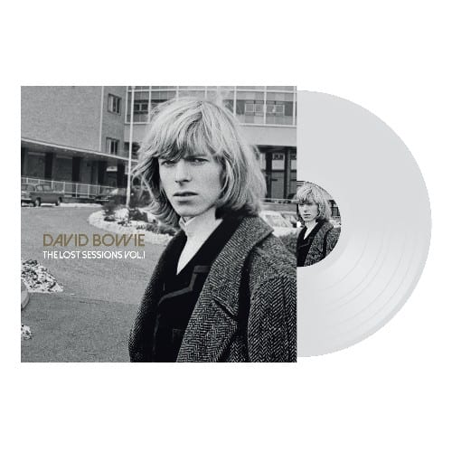 The Lost Sessions Vol. 1 Clear Double LP