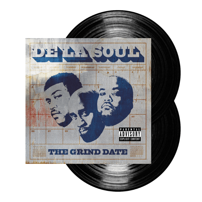 The Grind Date Double LP