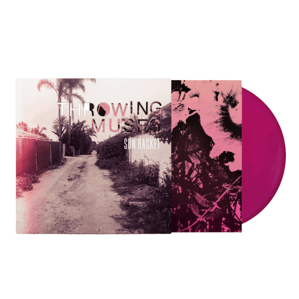 Sun Racket Limited Edition Violet Vinyl