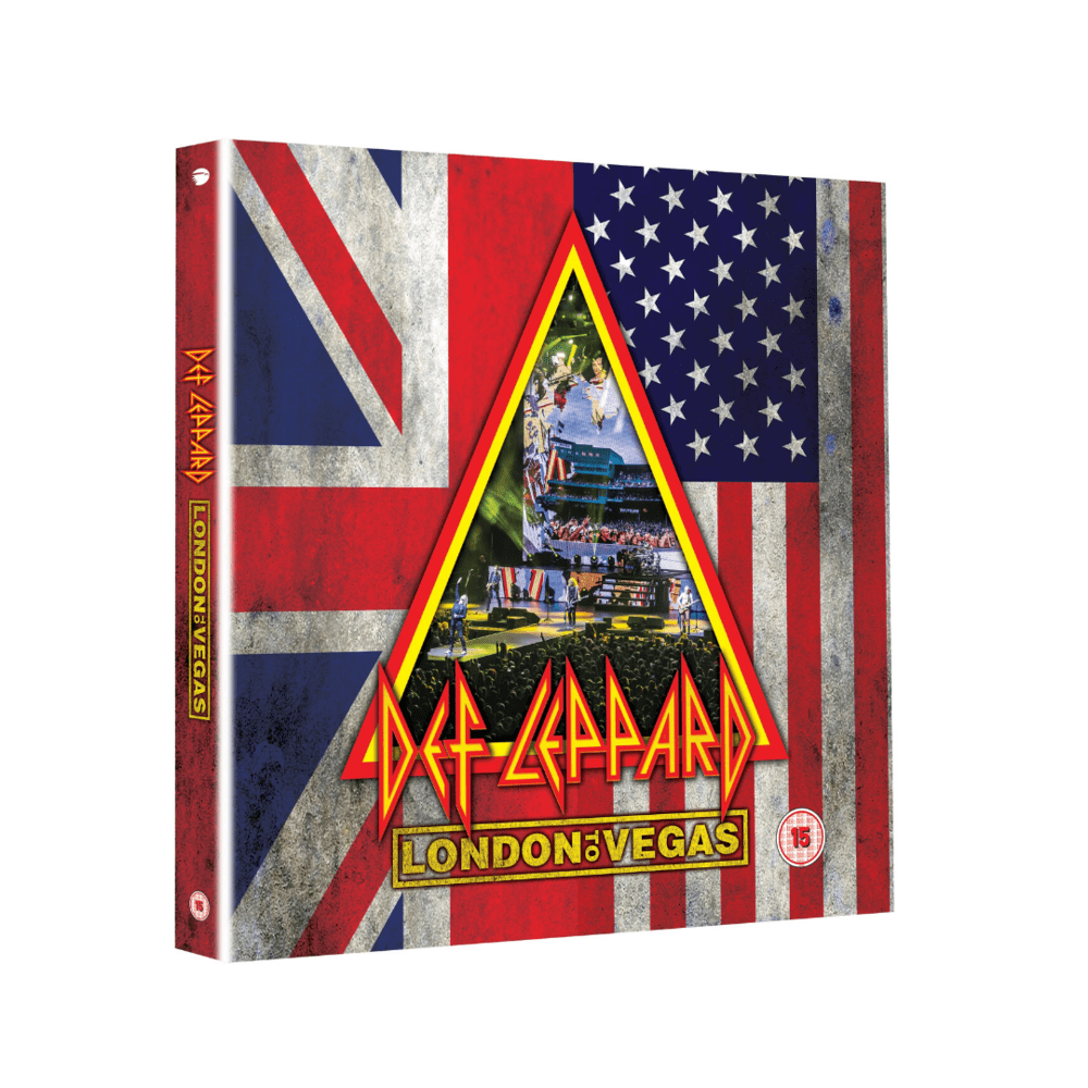 Buy Online Def Leppard - London To Vegas Deluxe
