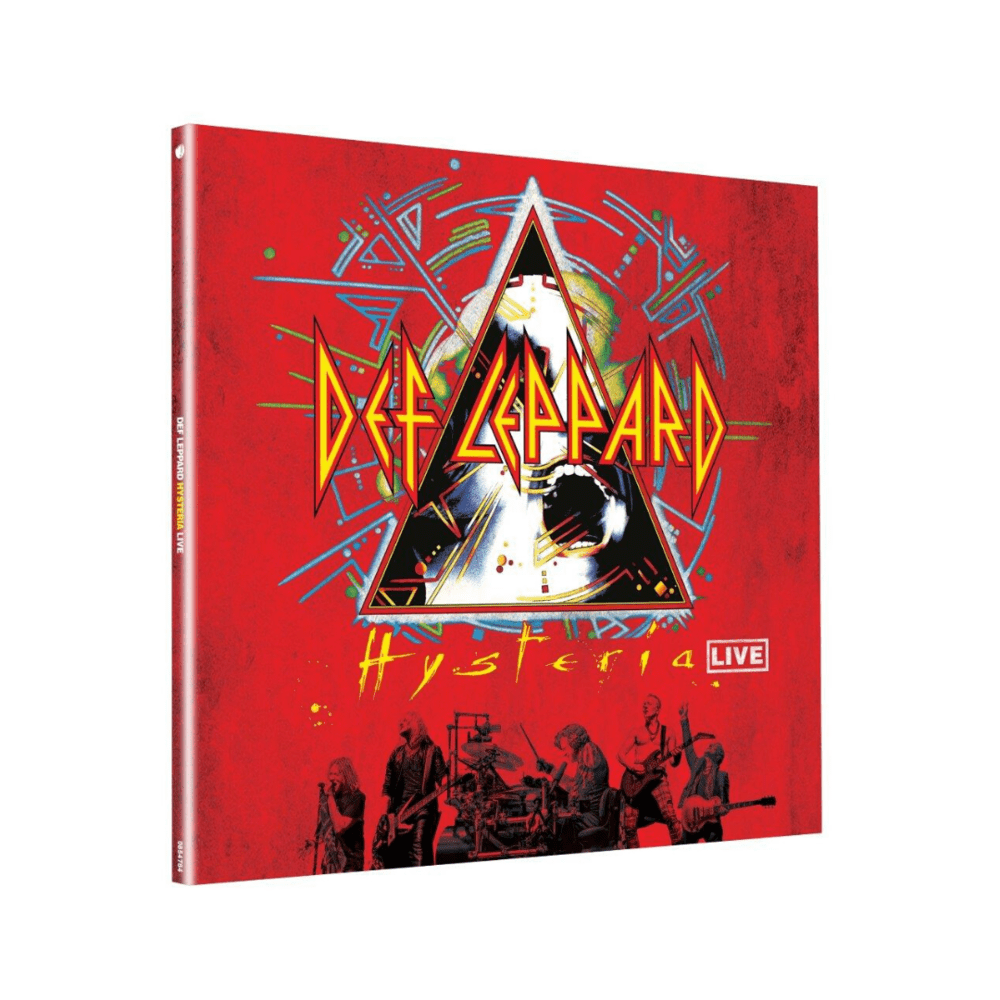 Buy Online Def Leppard - Hysteria Live Clear