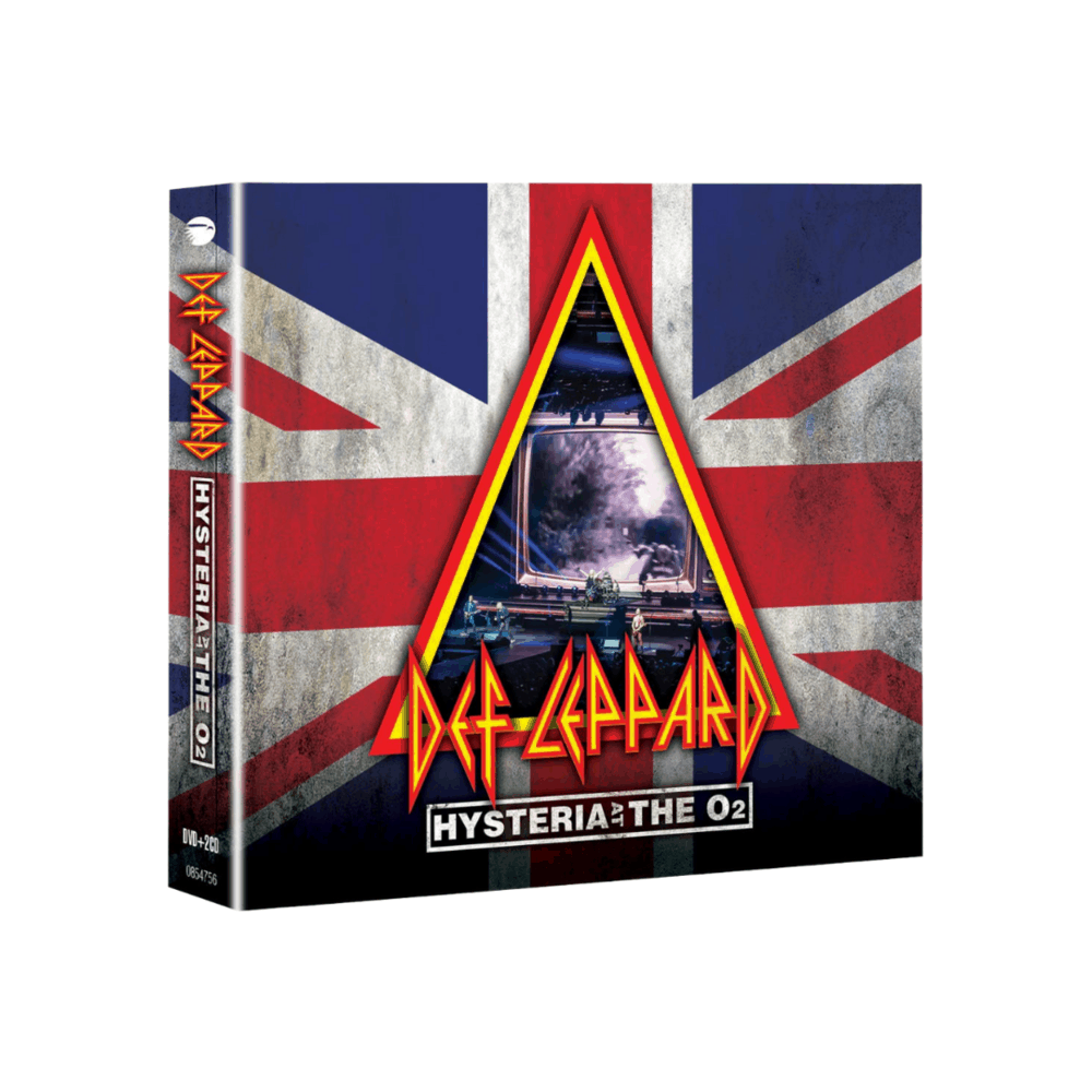 Buy Online Def Leppard - Hysteria At The O2