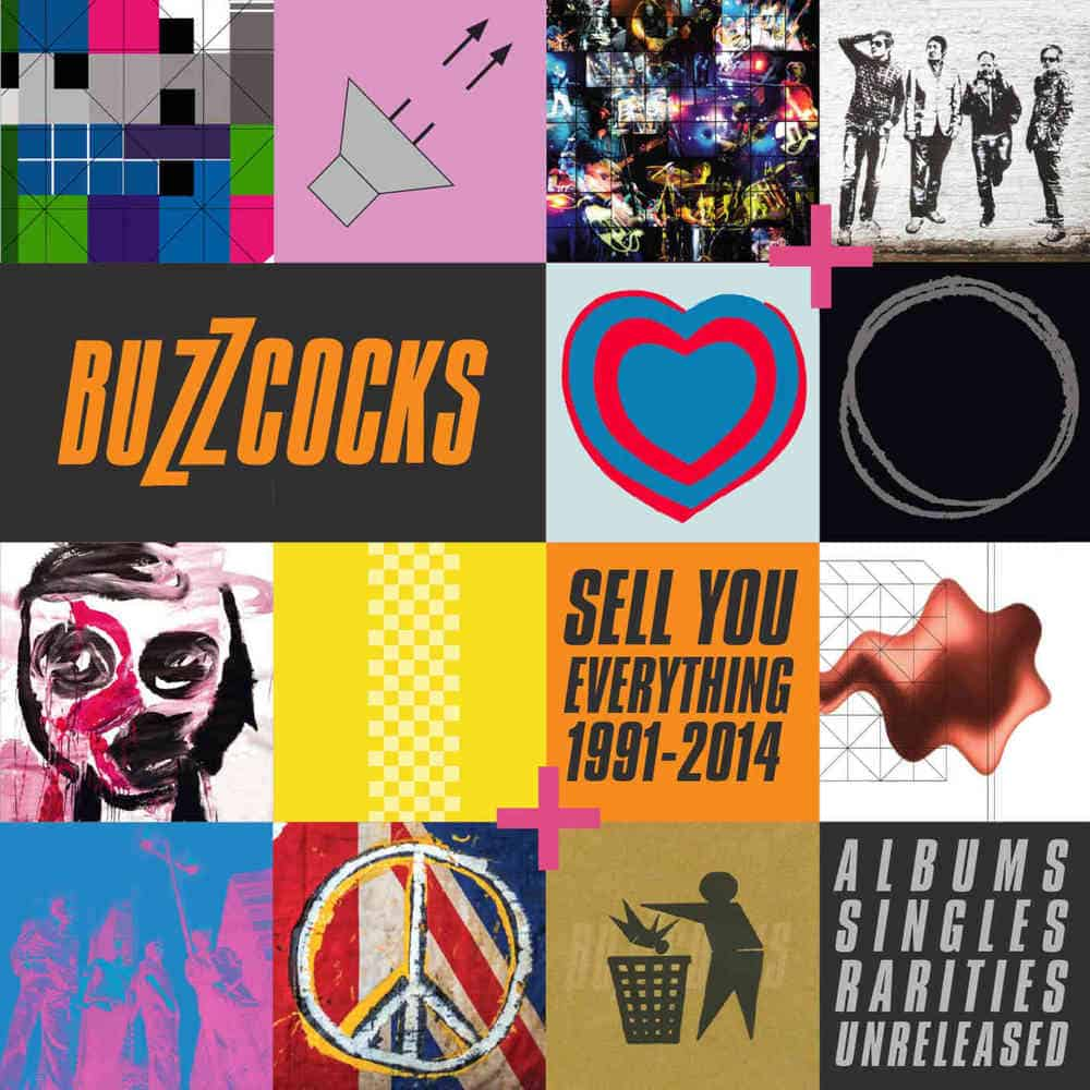 Buy Online Buzzcocks - Buzzcocks - Sell You Everything (1991-2014)