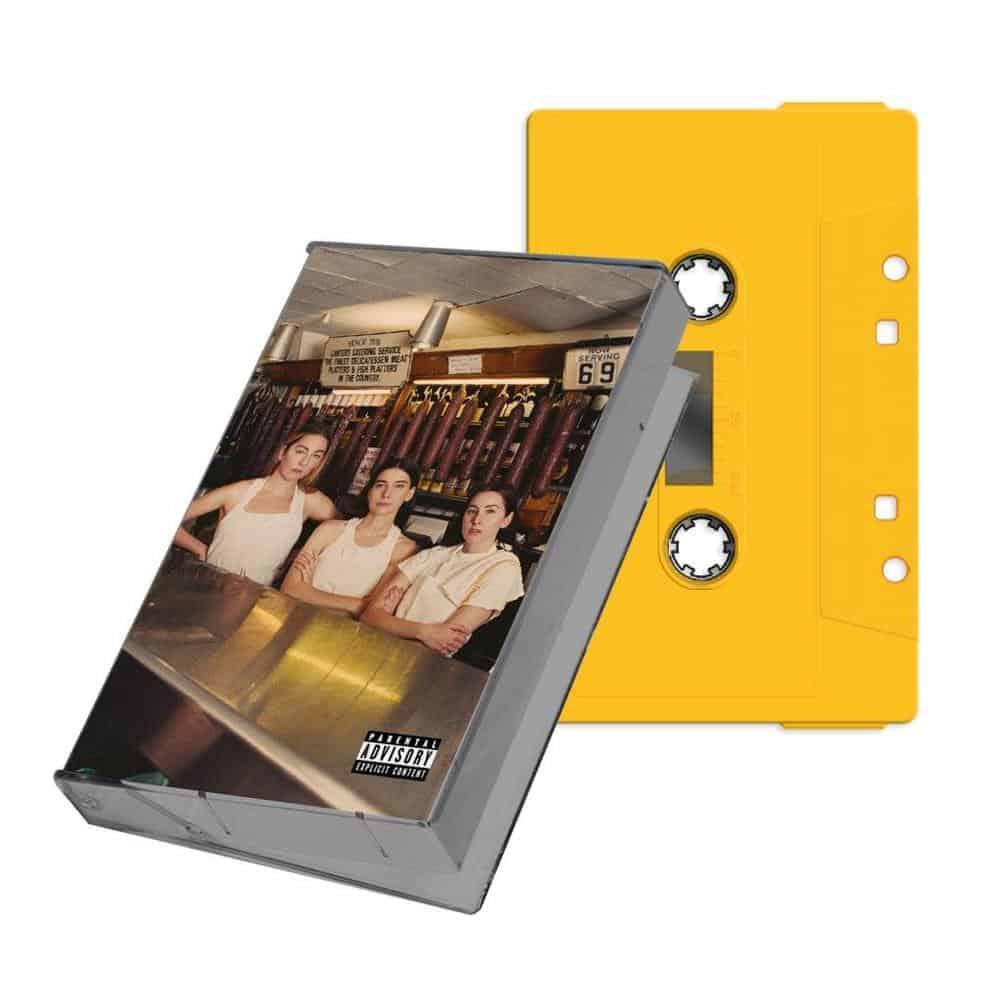 Women In Music Pt. III Yellow Cassette