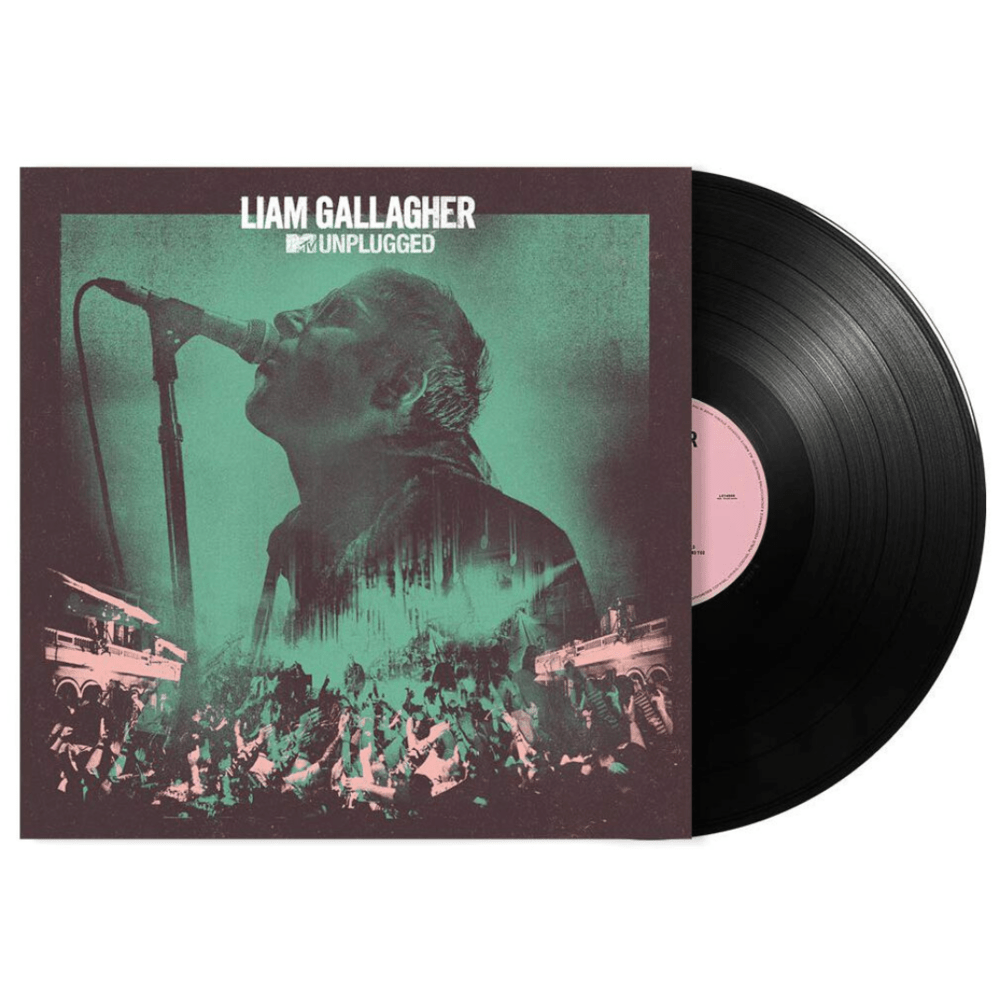 Buy Online Liam Gallagher - MTV Unplugged