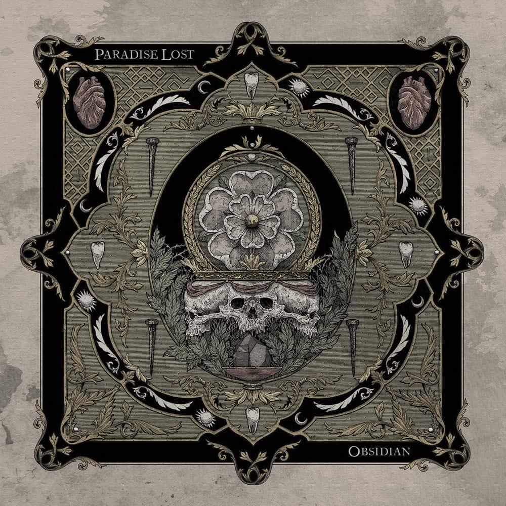 Buy Online Paradise Lost - Obsidian