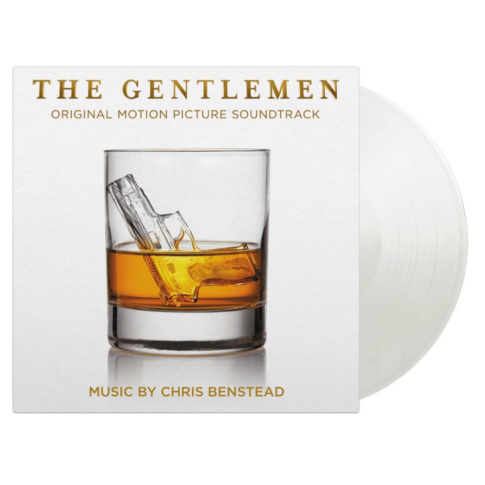 Buy Online Christopher Benstead - The Gentlemen OST White Widow Coloured