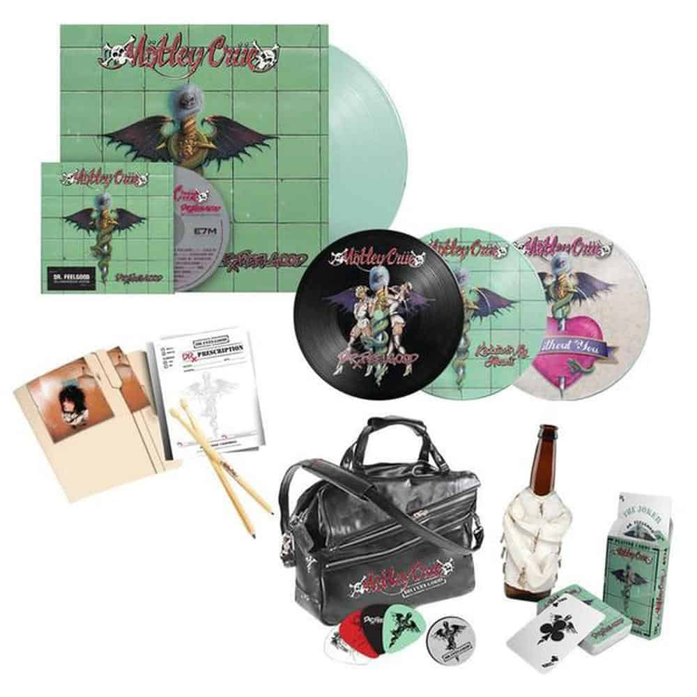 Buy Online Motley Crue - Dr. Feelgood 30th Anniversary Deluxe Edition