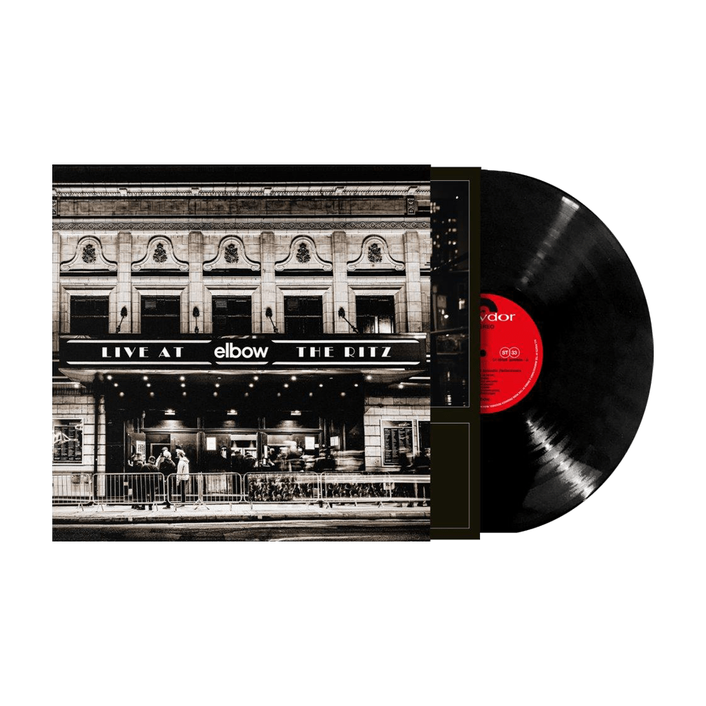 Buy Online Elbow - Live at The Ritz – An Acoustic Performance