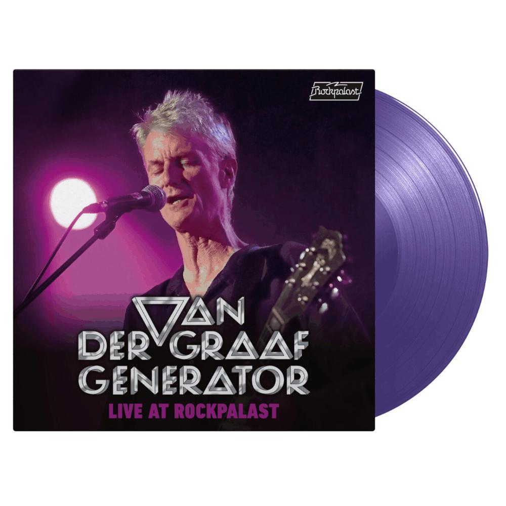 Buy Online Van Der Graff Generator - Live At Rockpalast