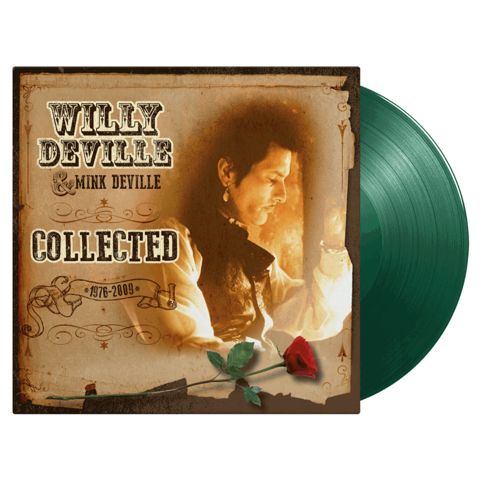 Buy Online Willy Deville - Collected