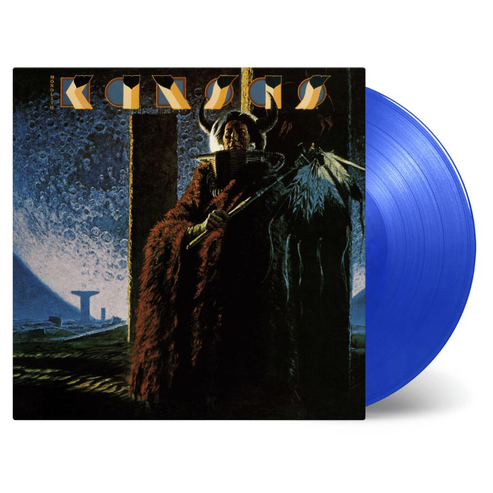 Buy Online Kansas - Monolith Blue