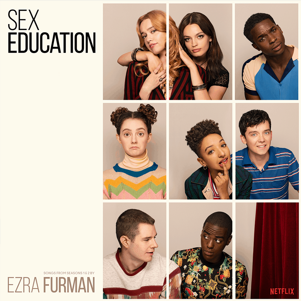 Sex Education OST CD