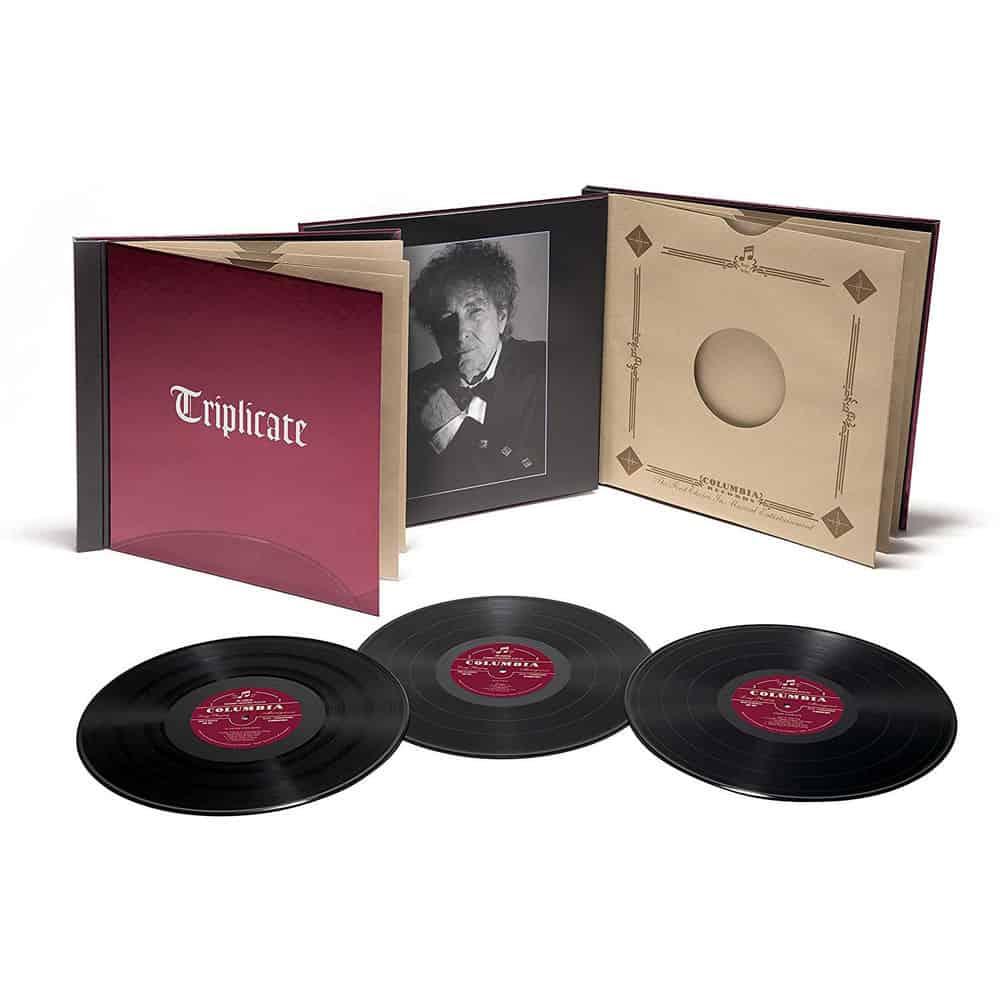 Triplicate Triple Vinyl