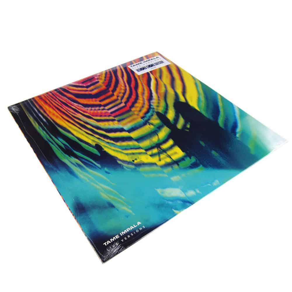 Live Versions Vinyl