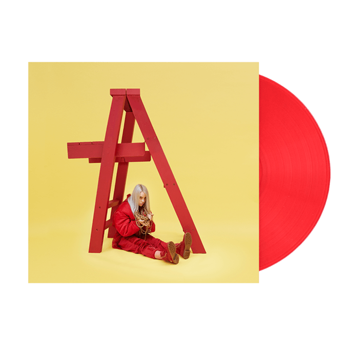 Don't Smile At Me Red Vinyl EP