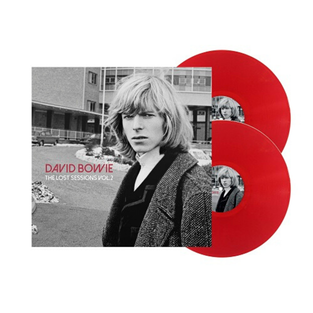 The Lost Sessions Vol. 2 Red Double Vinyl