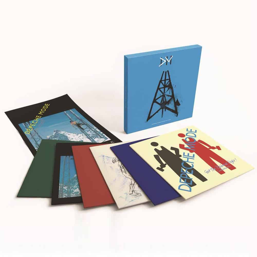 Construction Time Again: 12-inch Singles Collection Boxset