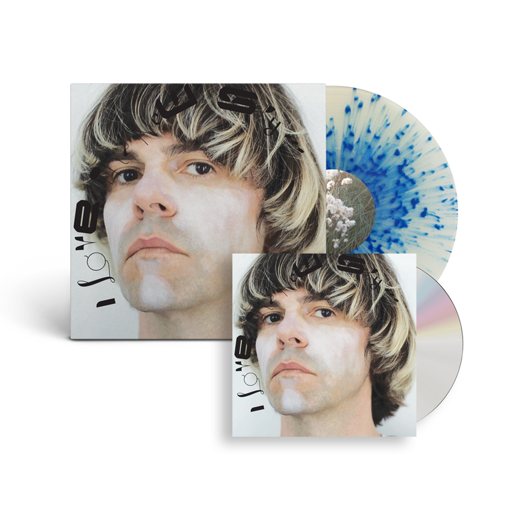 I Love The New Sky CD + Vinyl Bundle