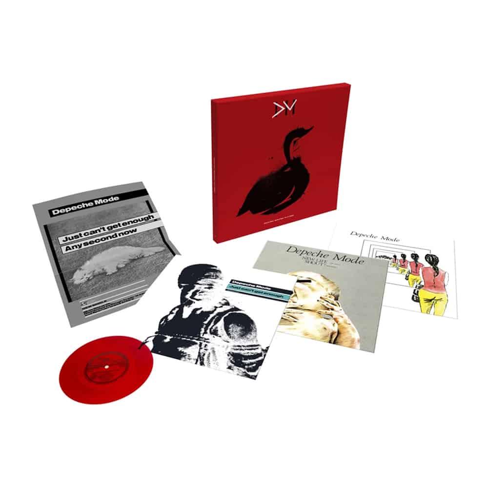 Speak & Spell: 12-inch Singles Collection Boxset