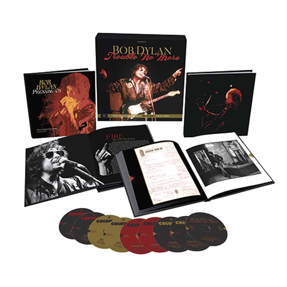 Trouble No More: The Bootleg Series Vol. 13 / 1979-1981 (Deluxe Edition)  Boxset