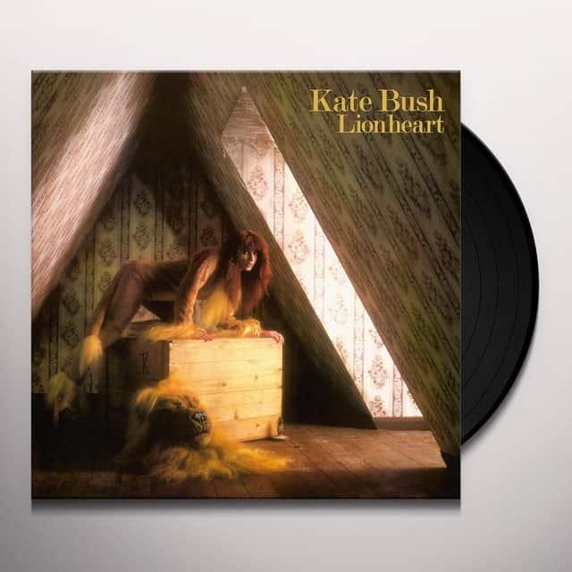 Lionheart (2018 Remaster) Heavyweight Vinyl