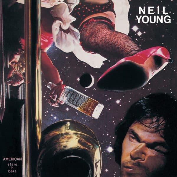 American Stars 'N Bars Heavyweight Vinyl