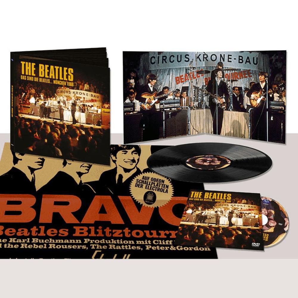 Das Sind Die Beatles... München 1966 Boxset