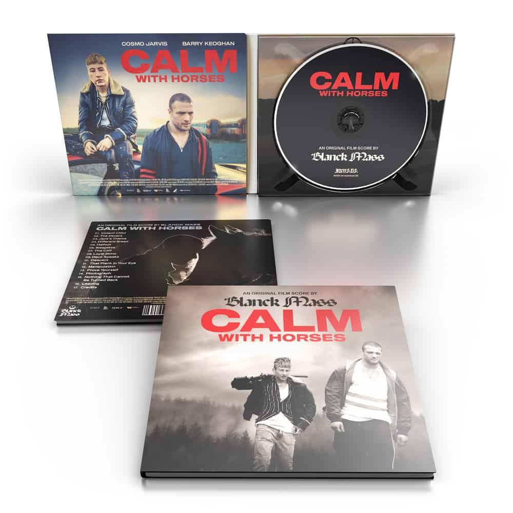 Calm With Horses (Original Score) CD
