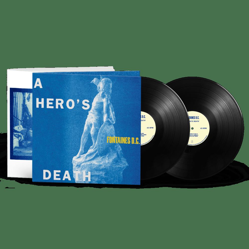 Buy Online Fontaines D.C. - A Hero's Death Deluxe