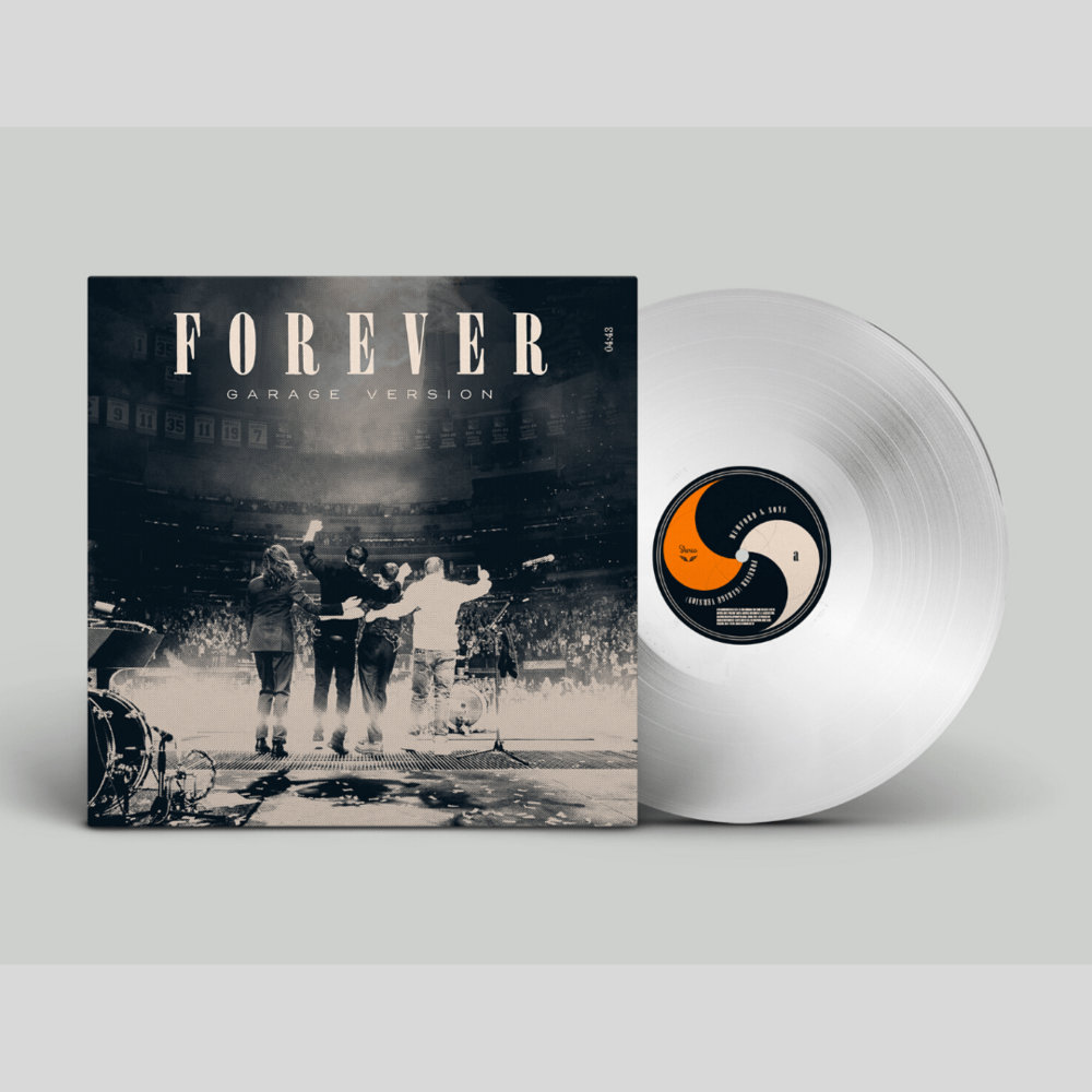 Forever (Garage Version) White 7 Inch Vinyl