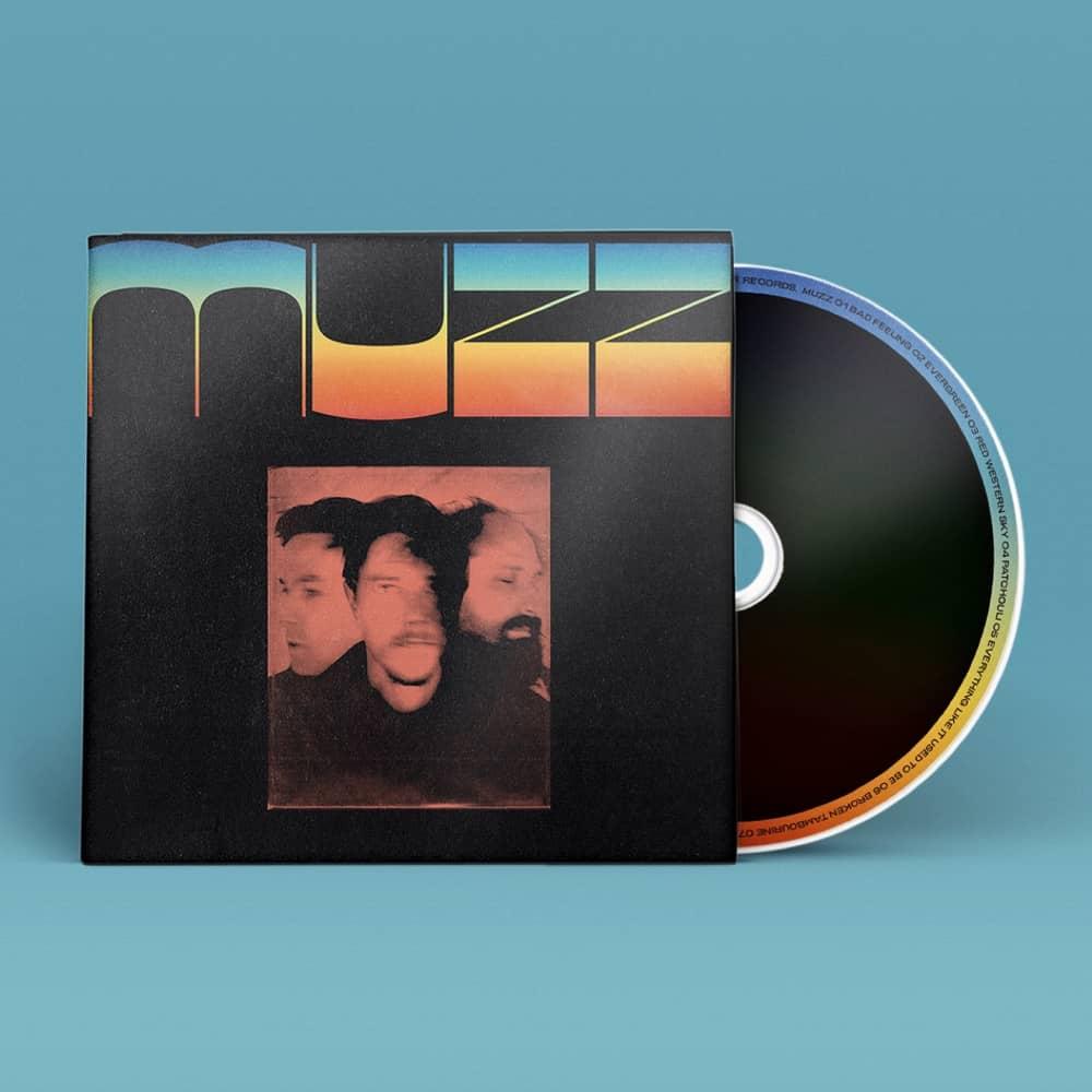 Muzz CD