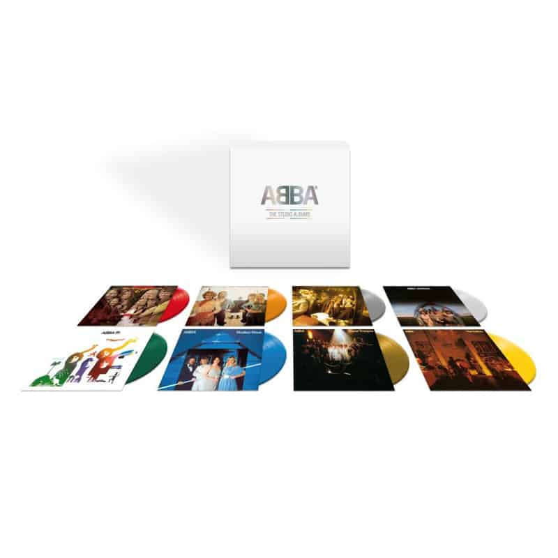 Buy Online Abba - The Studio Albums