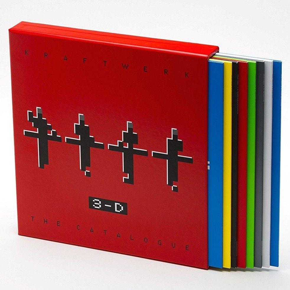 3-D The Catalogue Boxset