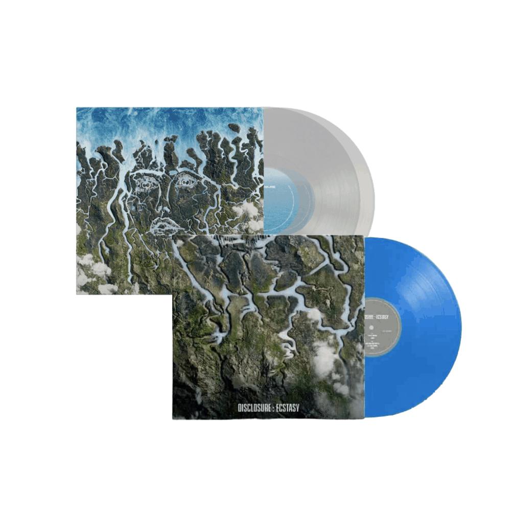 ENERGY LP + Ecstasy EP Limited Edition Colour Vinyl Bundle