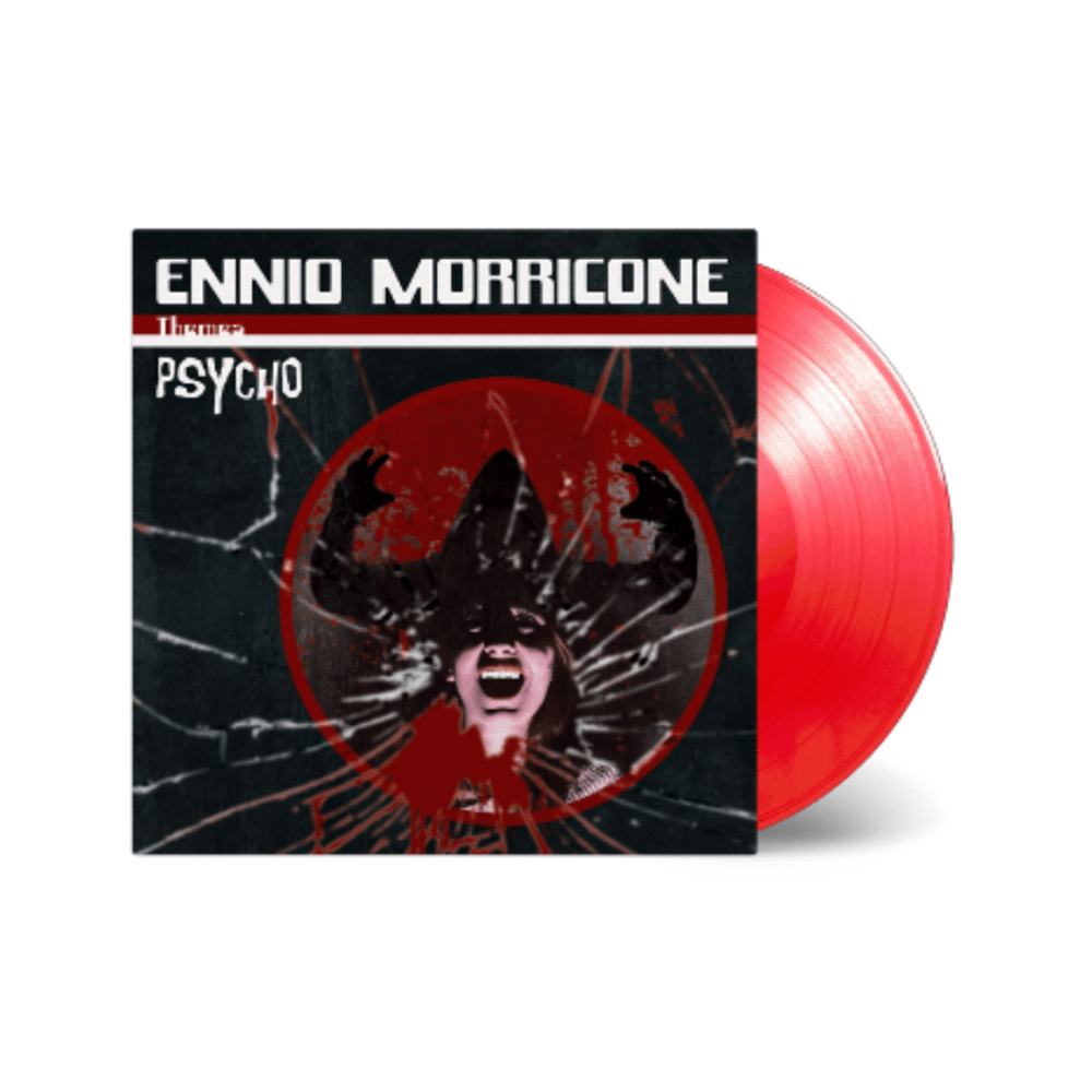 Buy Online Ennio Morricone - Psycho Red