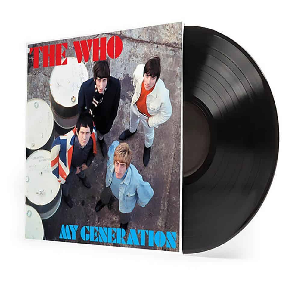 My Generation Heavyweight Vinyl