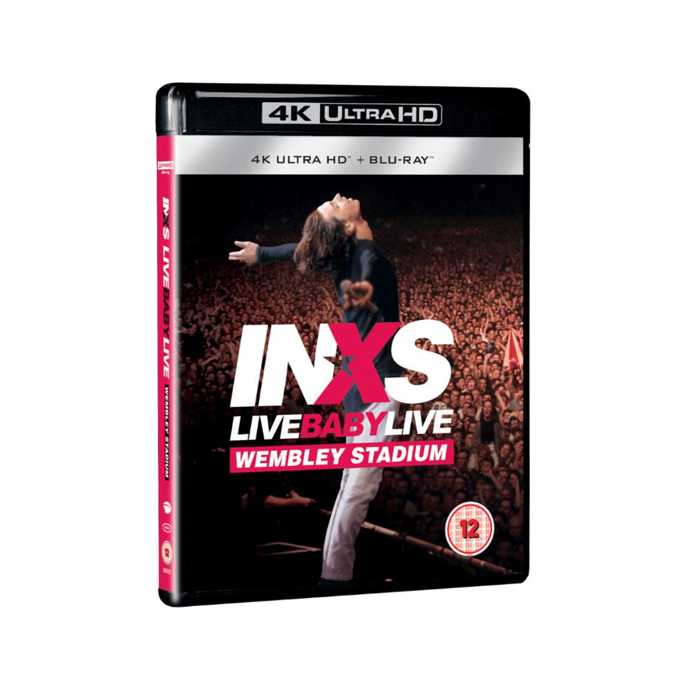 Buy Online INXS - Live Baby Live 4K
