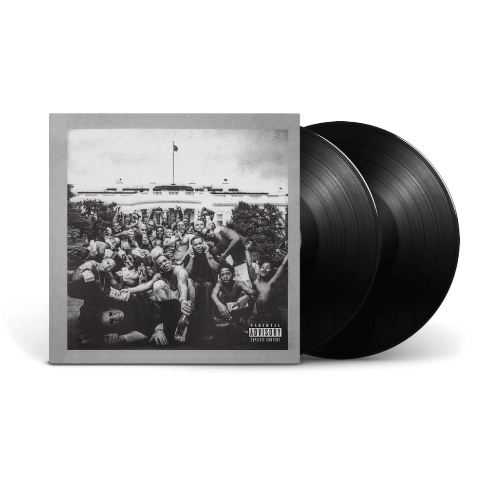 To Pimp A Butterfly Double Heavyweight Vinyl