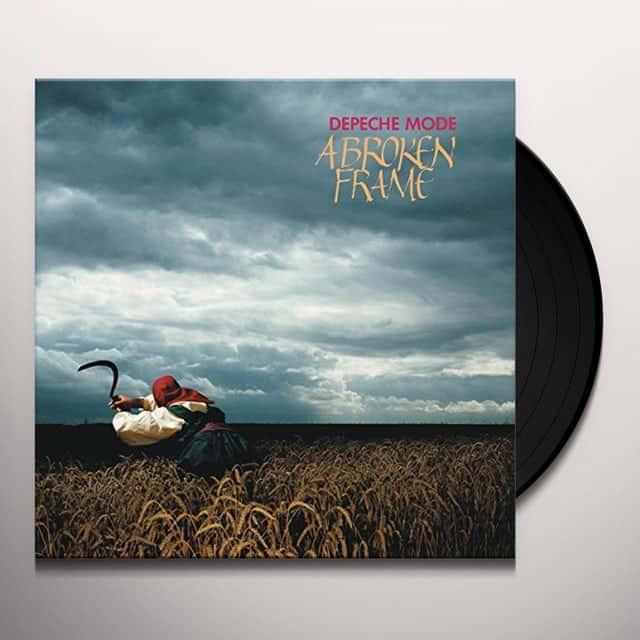 A Broken Frame Vinyl