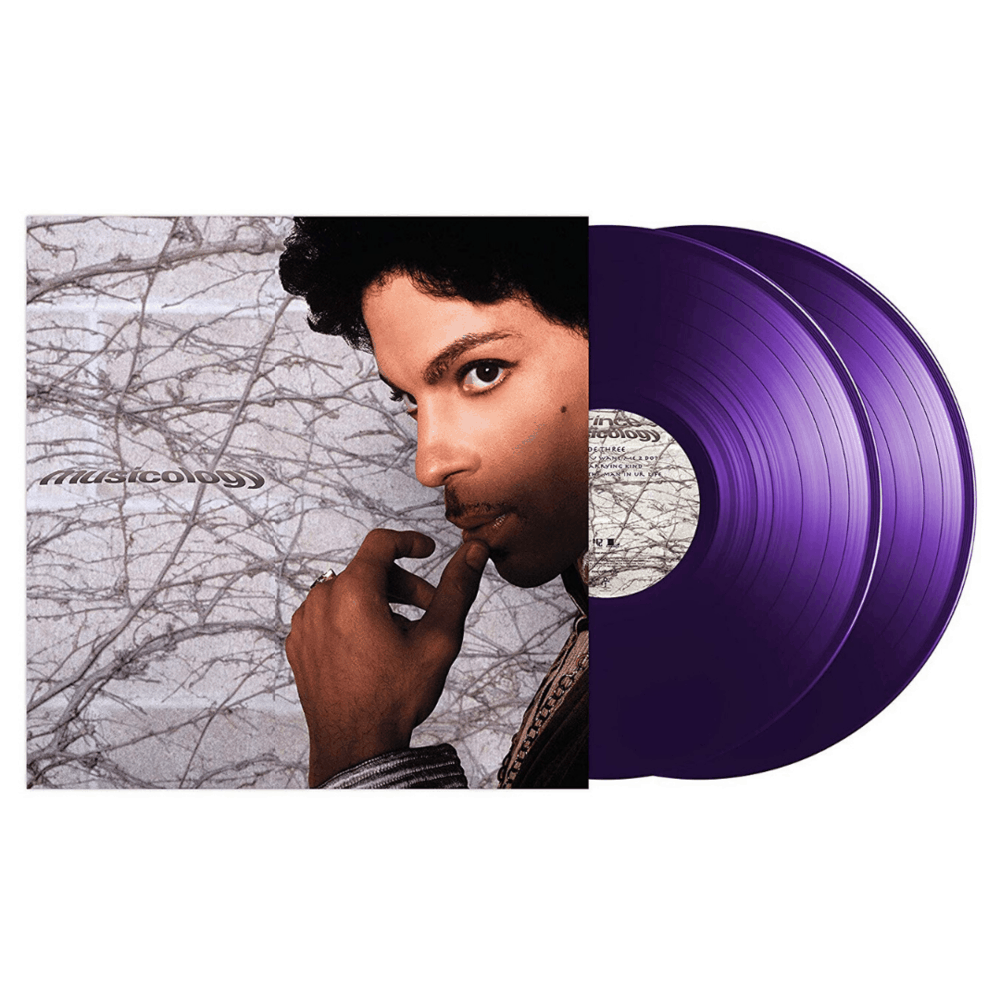 Musicology: Remastered Purple Double Vinyl