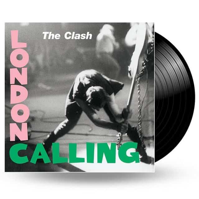 London Calling Double Heavyweight Vinyl