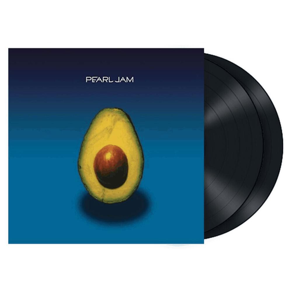 Pearl Jam Double Vinyl