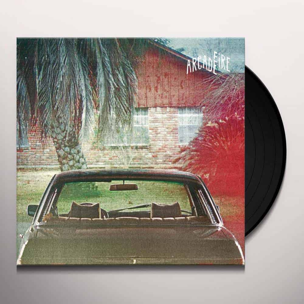The Suburbs Double Vinyl