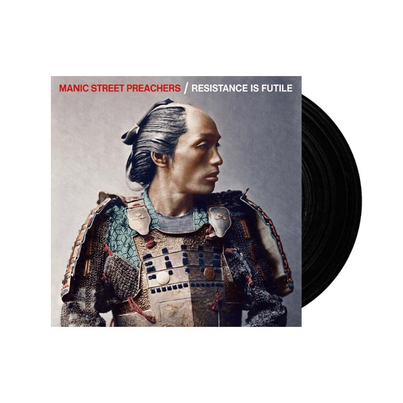 Resistance Is Futile Double Vinyl